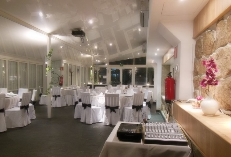 Bodas de Plata - Banquete. Latigazo restaurante