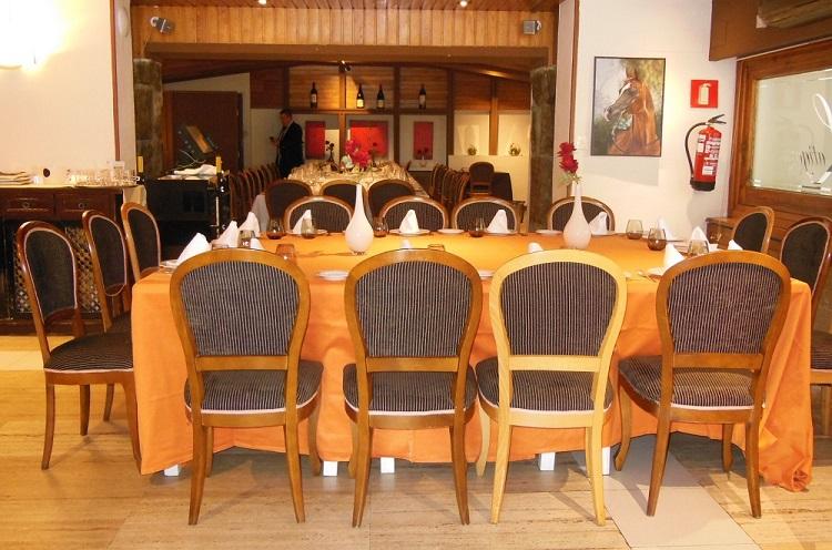 Espacios para bautizos - Restaurante Latigazo