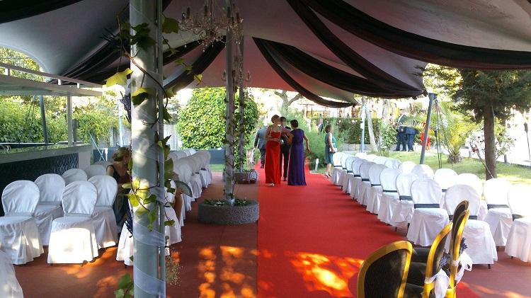 Ceremonia Civil para boda - Latigazo restaurante