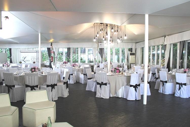 Salones en exclusiva para bodas - Latigazo restaurante