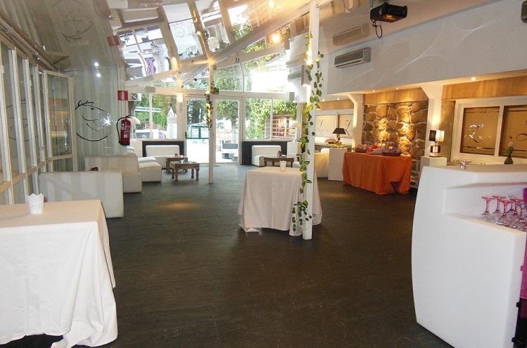Fiesta de cumpleaños - Sala White - restaurante Latigazo