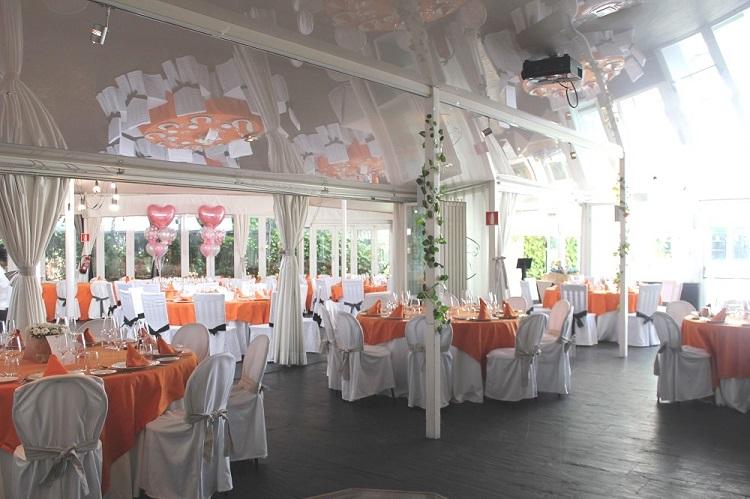 Restaurante con encanto para celebrar comuniones