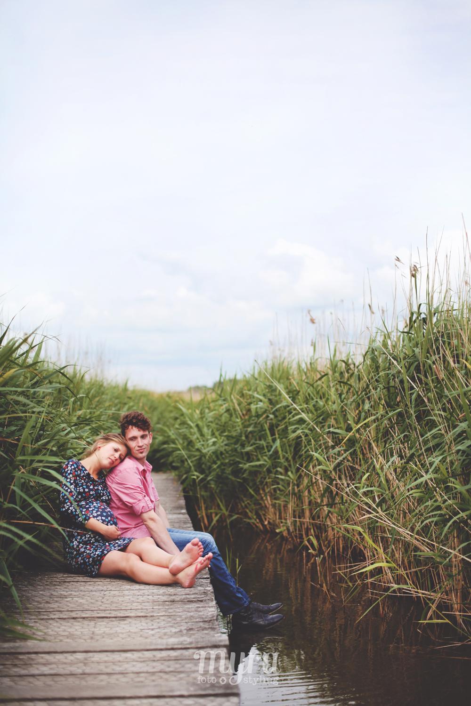 Bram en Nathalie - 2013