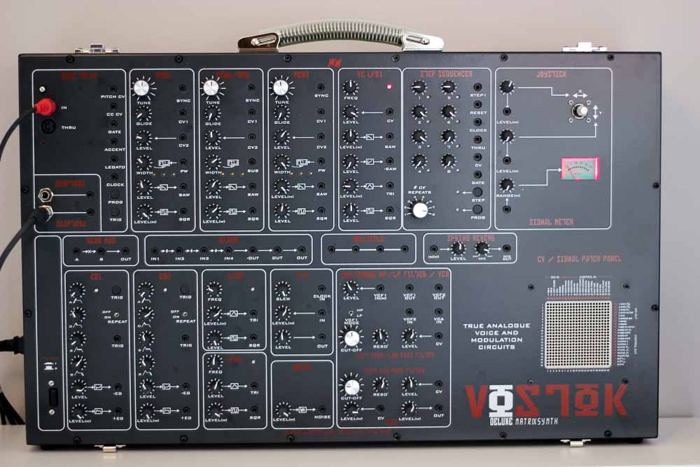 My Analogue Solutions Vostok Deluxe