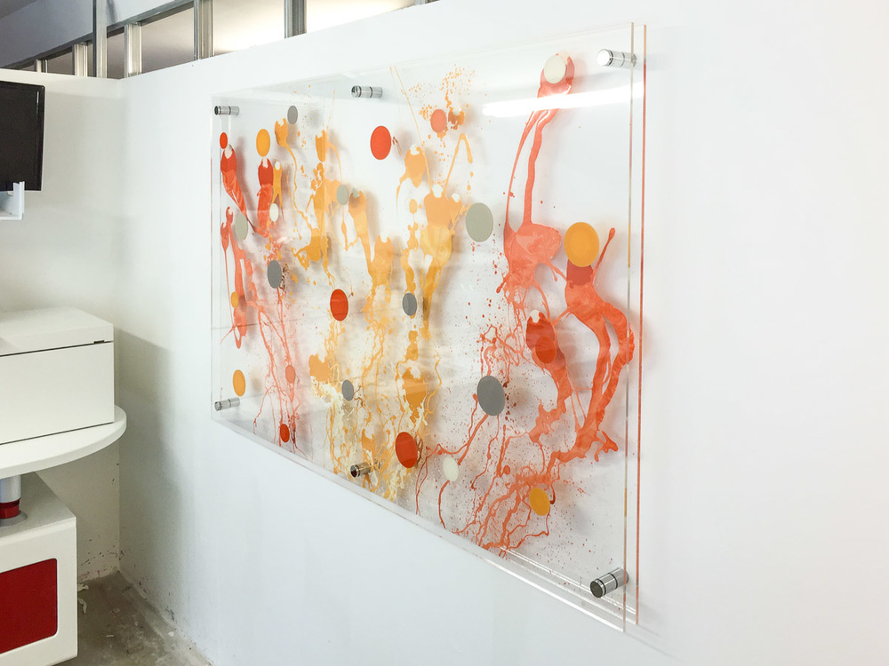 Edward Ball Artwork on perspex (the sea in orange)-38-2.jpg