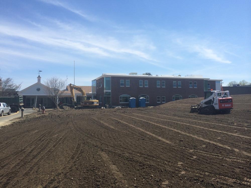 New Canaan Fine Grading Topsoil.JPG