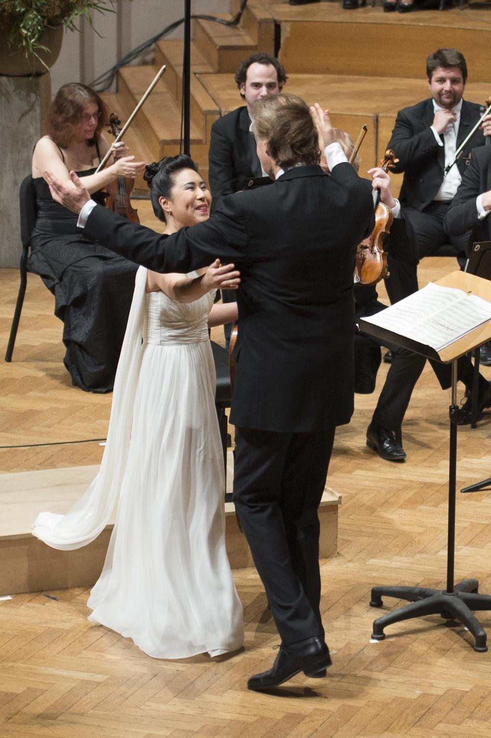 Deborah Pae and Augustin Dumay (2014)