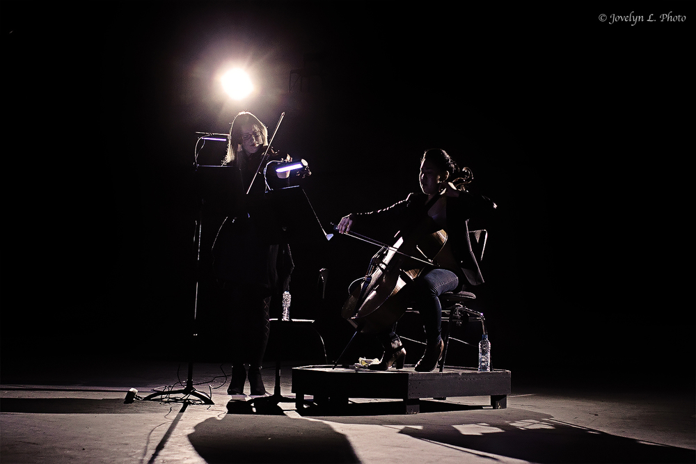 Museum Night Fever  ||  Kodaly Duo with Elina Buksha at La Monnaie Opera House (2013)