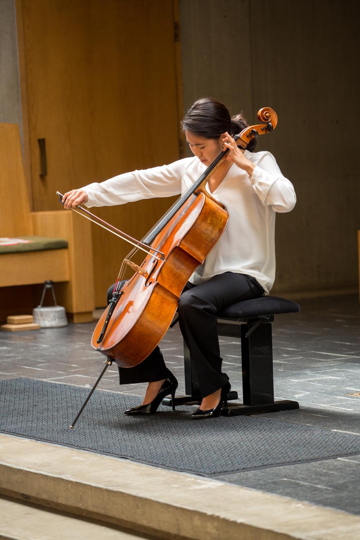 Bach in Church at Lake Champlain Chamber Music Festival (2015)