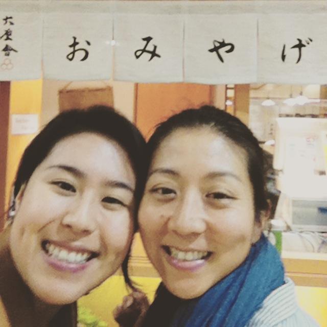 Marlboro Festival reunion in Tokyo Train Station!