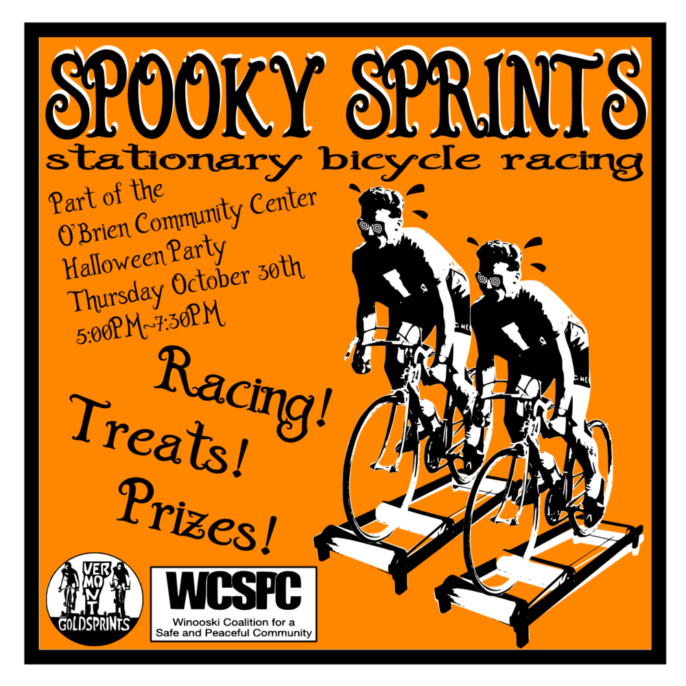 Spooky Sprints