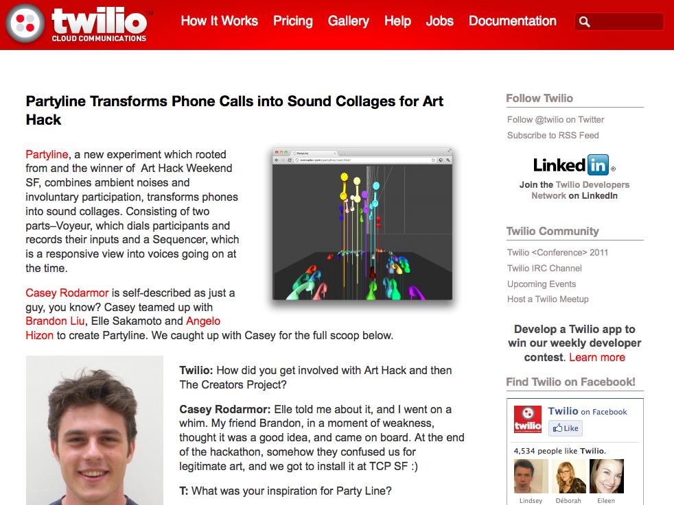 Twilio Blog