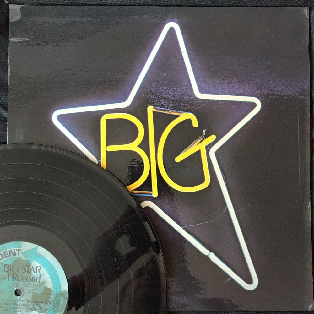 Big Star   First US pressing.