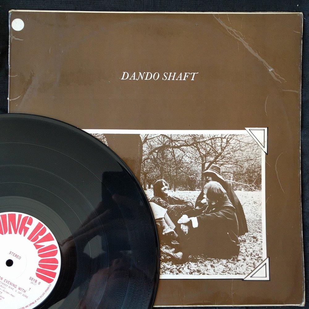 Dando Shaft   First US pressing.