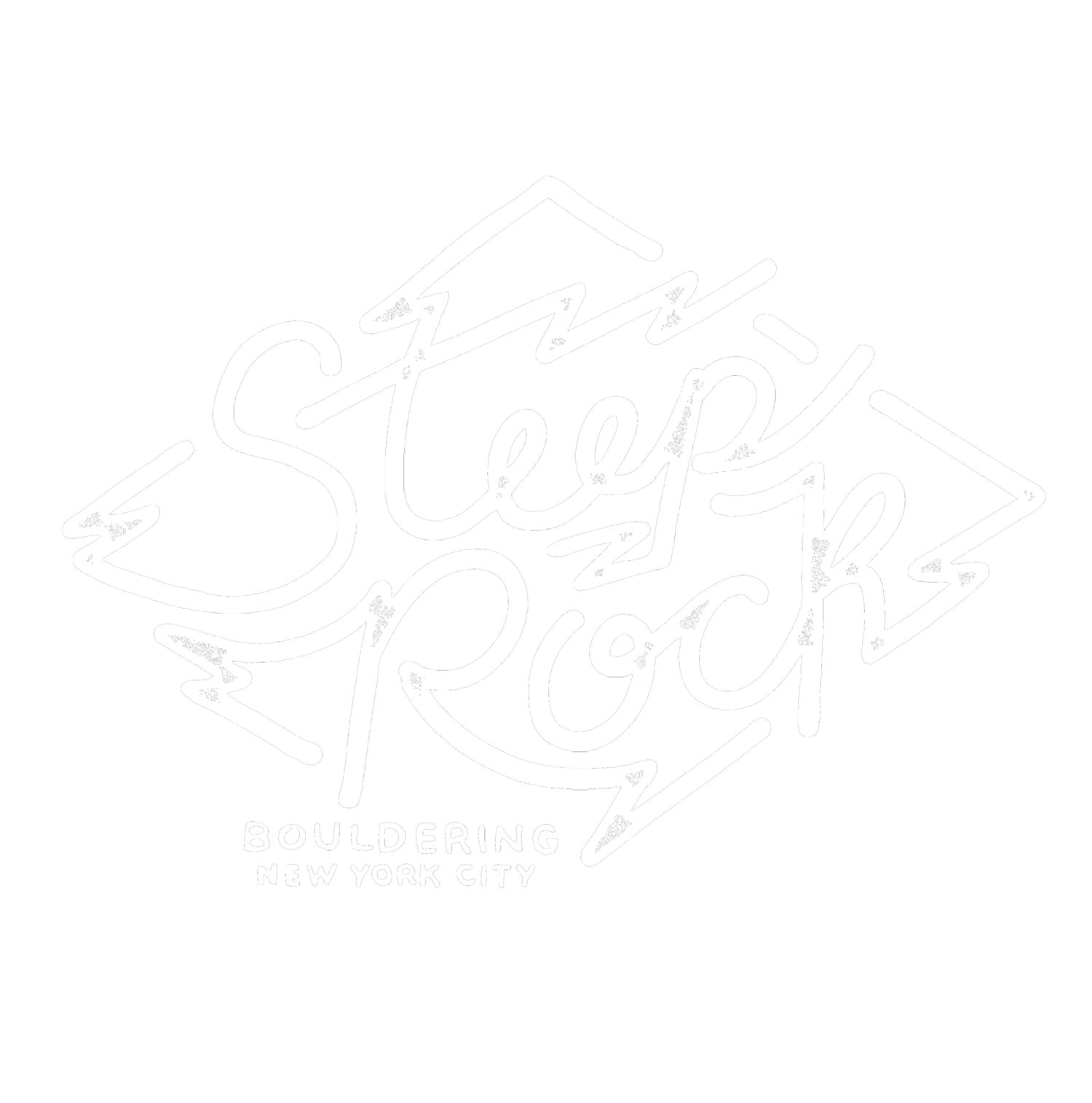 Steep Rock Bouldering