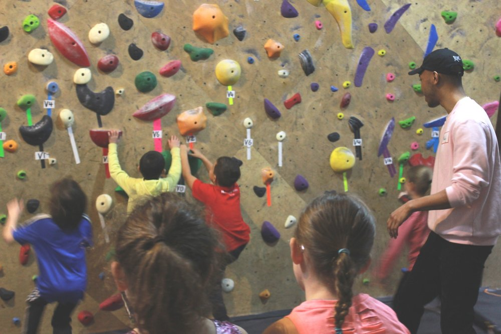STEEP ROCK BOULDERING -Summer Camp 2019 - This summer, join us for a week or two of serious fun! Options include programs at EAST + WEST, with discounted rates for siblings + multiple weeks. Learn about all our programs, including special offerings with our partners, Hex & Company + Movement Creative.