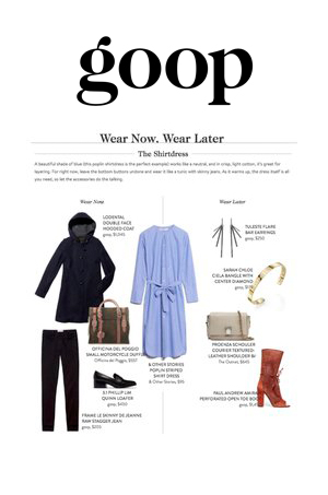 The  ODP Small Moto Duffle  featured in  GOOP