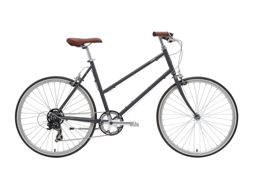 Bisou Limited Edition Matte Coal Grey