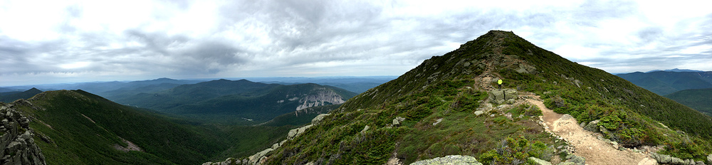 // Franconia Ridge Trail