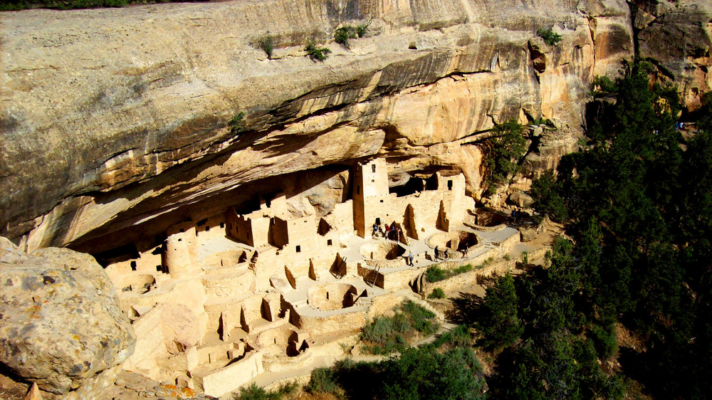 //  Mesa Verde, Puebloan archeological site