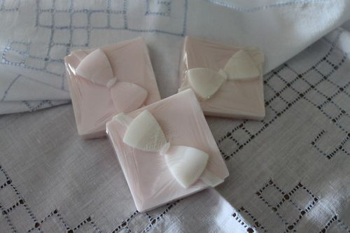 Our Bath Soaps are Locally Made Goats Milk With Lavender