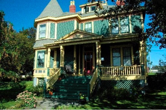 Rothesay House Heritage Inn Bed & Breakfast, Harbour Grace, Newfoundland