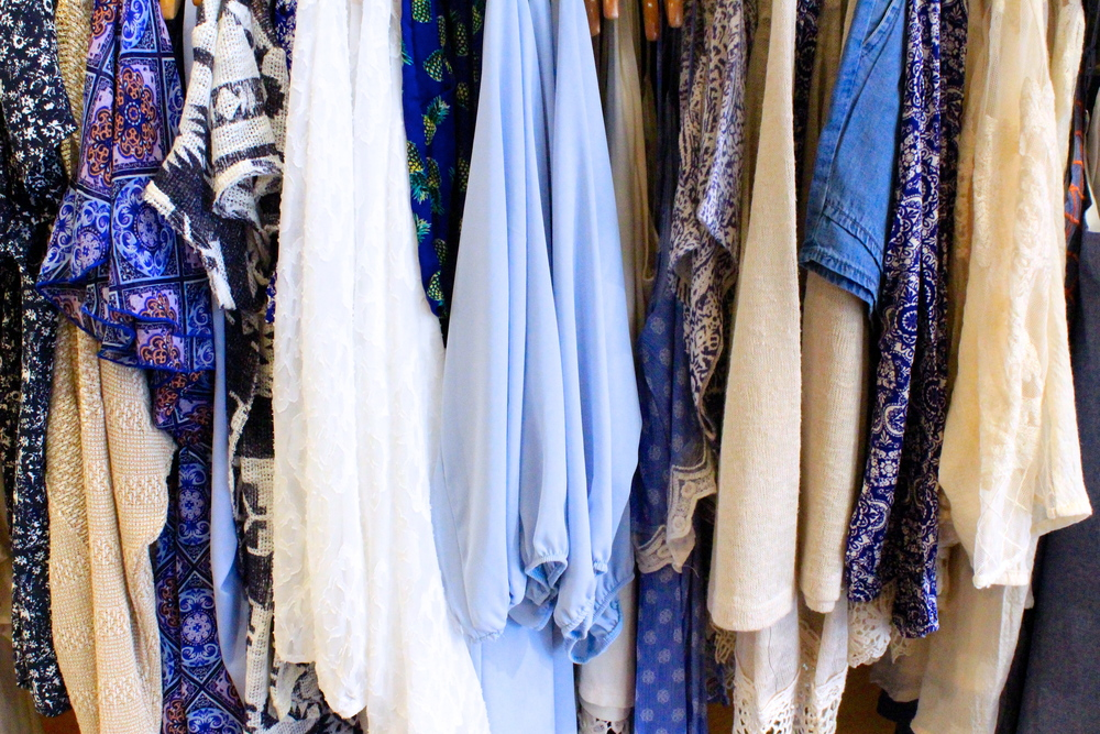Francesca's has soft blues in for spring   Photo credit: Hannah Rose