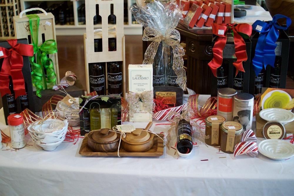 Olive Oil Gift Sets