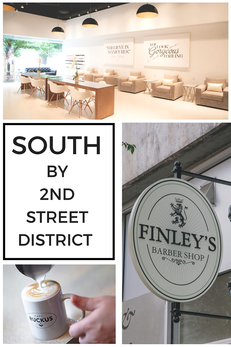 South by 2ND Street District