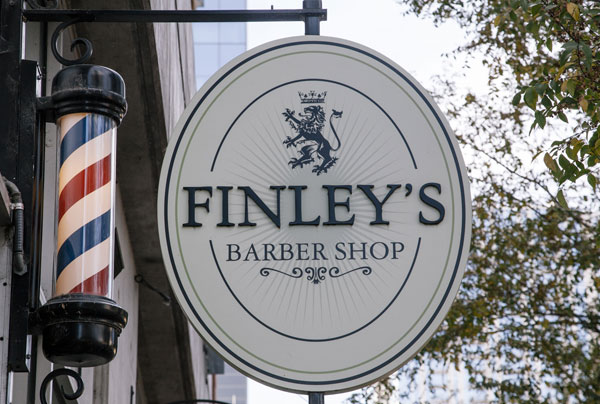 FINLEY'S BARBER SHOP