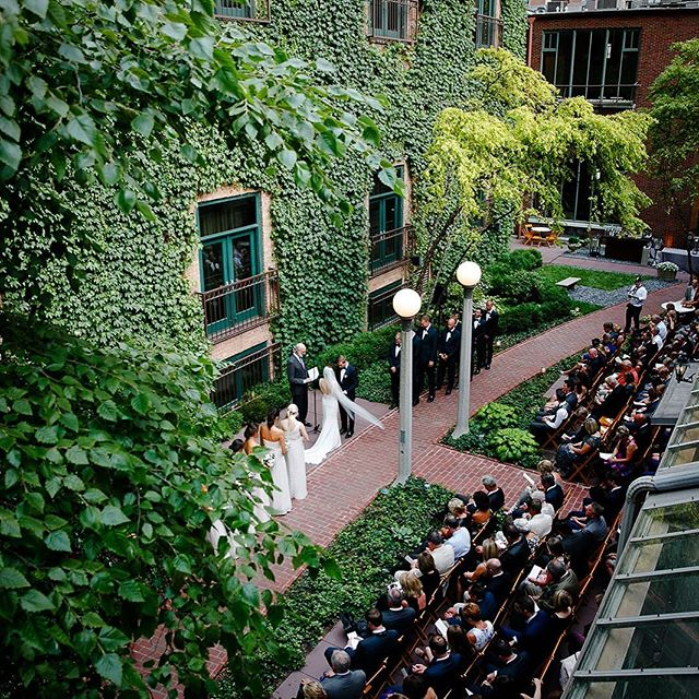 Ivy Room Wedding