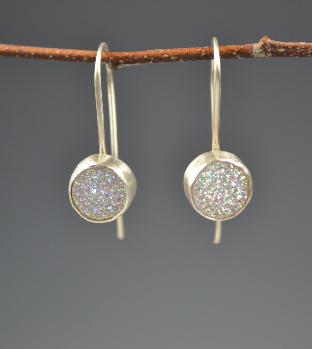 All that sparkles! earrings