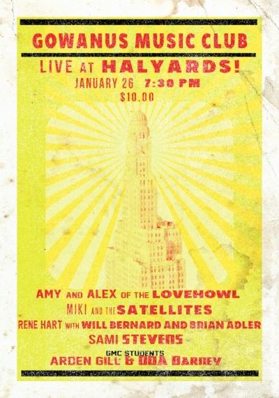Halyards