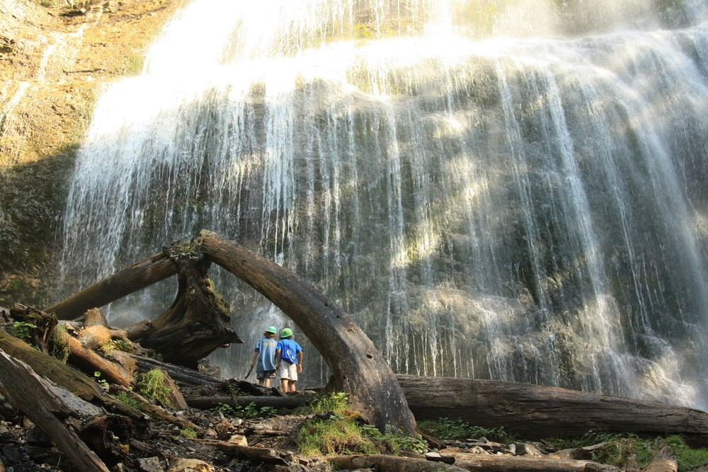 bridal falls chilliwack