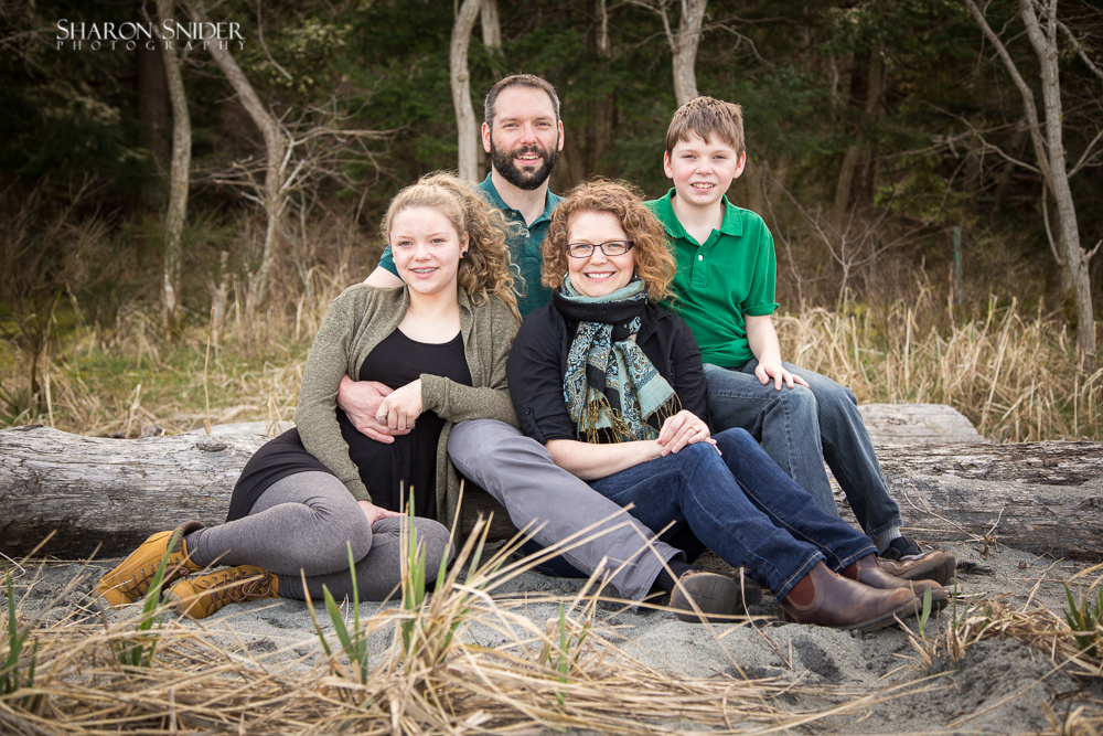 comox family photographer