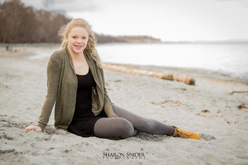 teenager photograph Comox