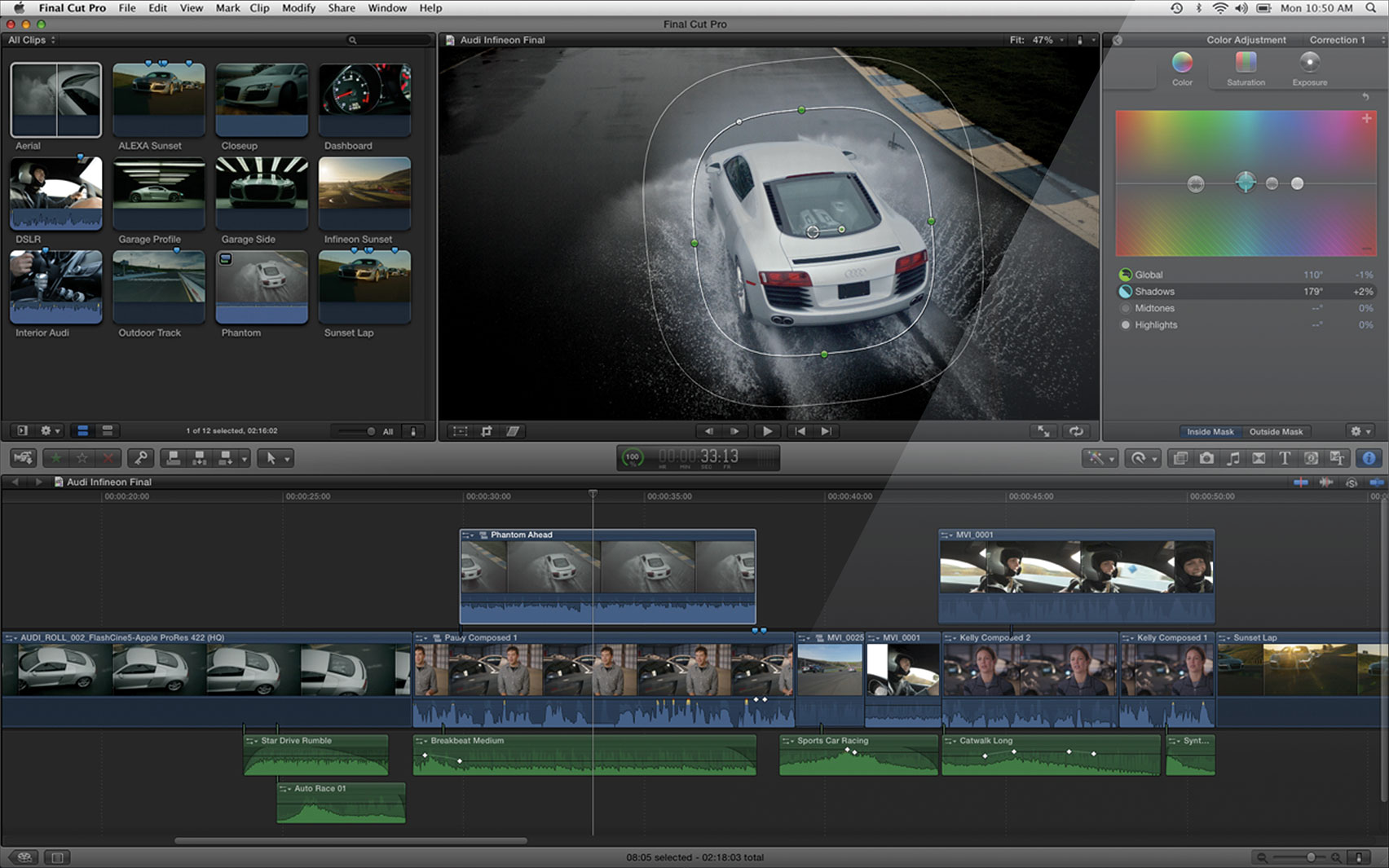 torrent fcpx maps