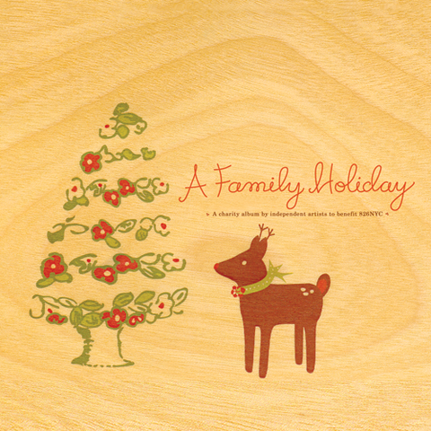 Various-AFamilyHolidayFront_2_large.png