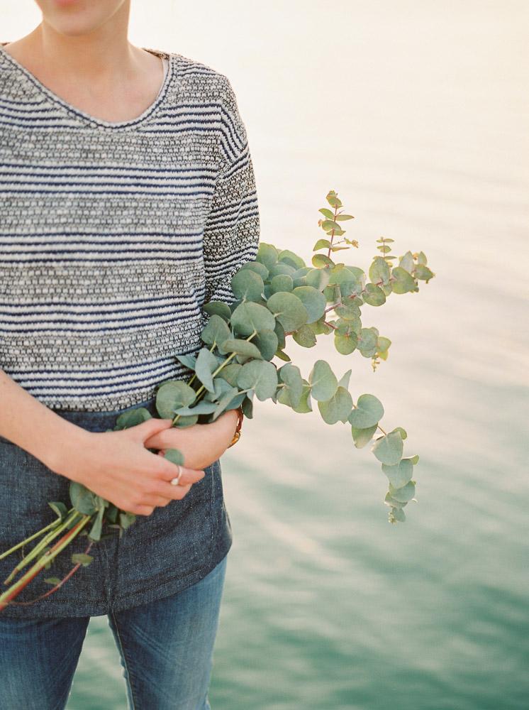 eucalyptus flowers, imogen xiana photography