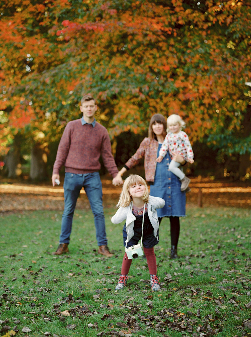 funny family photos in poole dorset