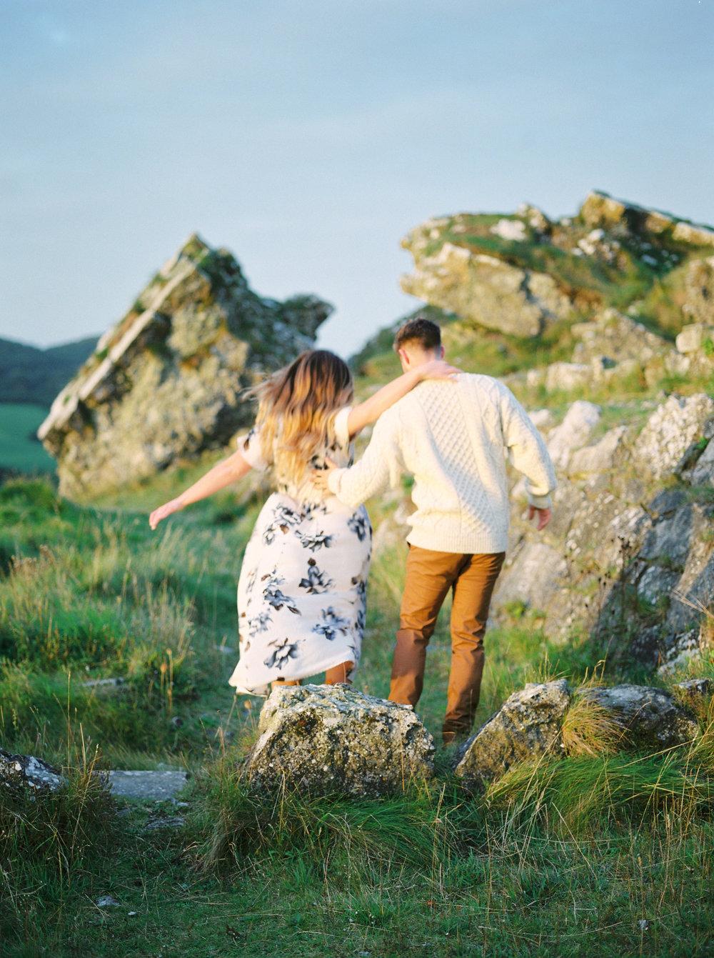 honeymoon in ireland photographer