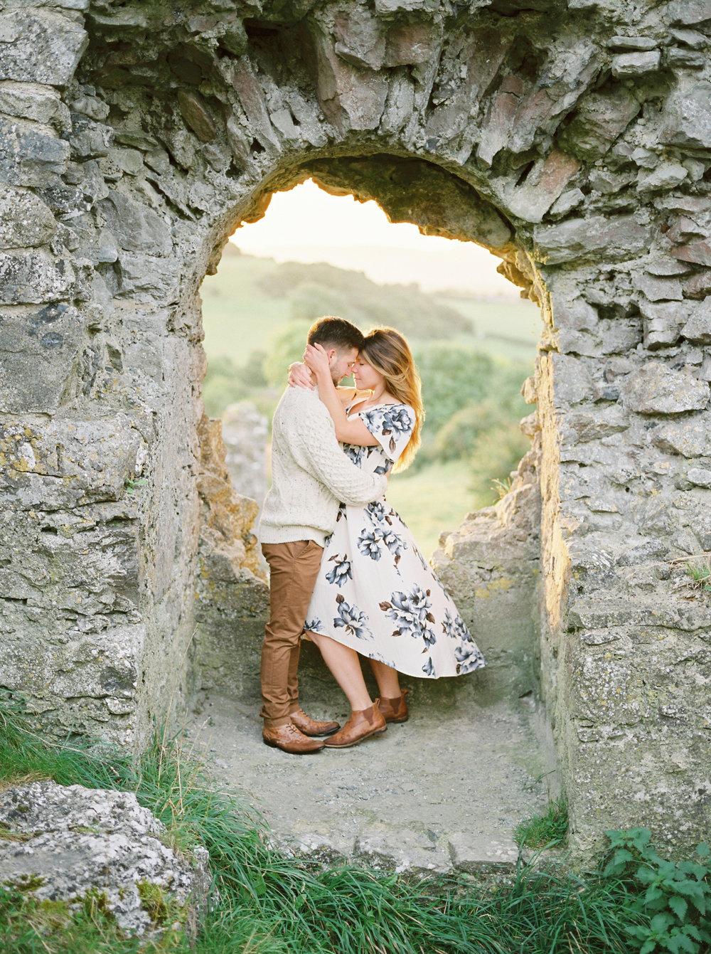 honeymoon session in ireland