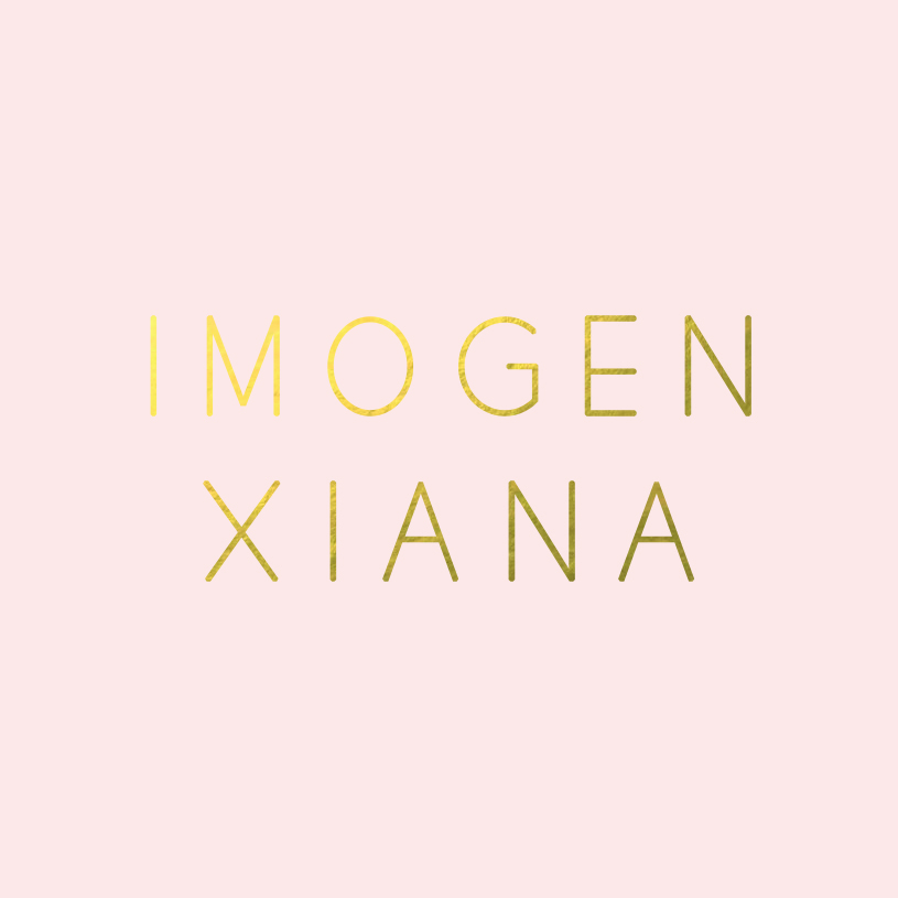 Imogen Xiana | Fine Art Film Wedding Photographer | Destination Wedding Photographer