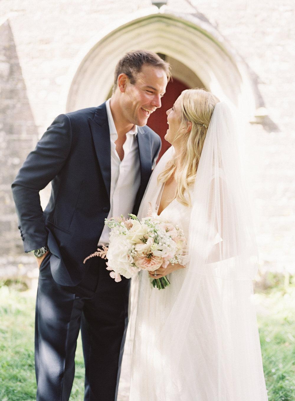 BYRON & JESS - SMEDMORE HOUSE WEDDING