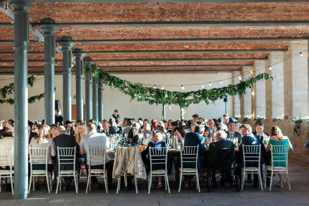 the arches dean clough wedding venue