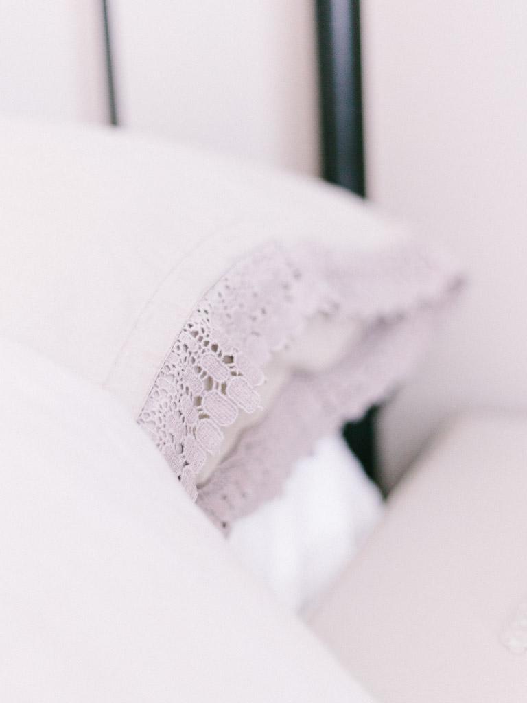 soft lace pillow case