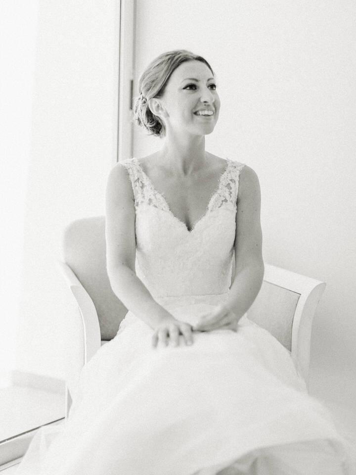 cypriot bridal portrait