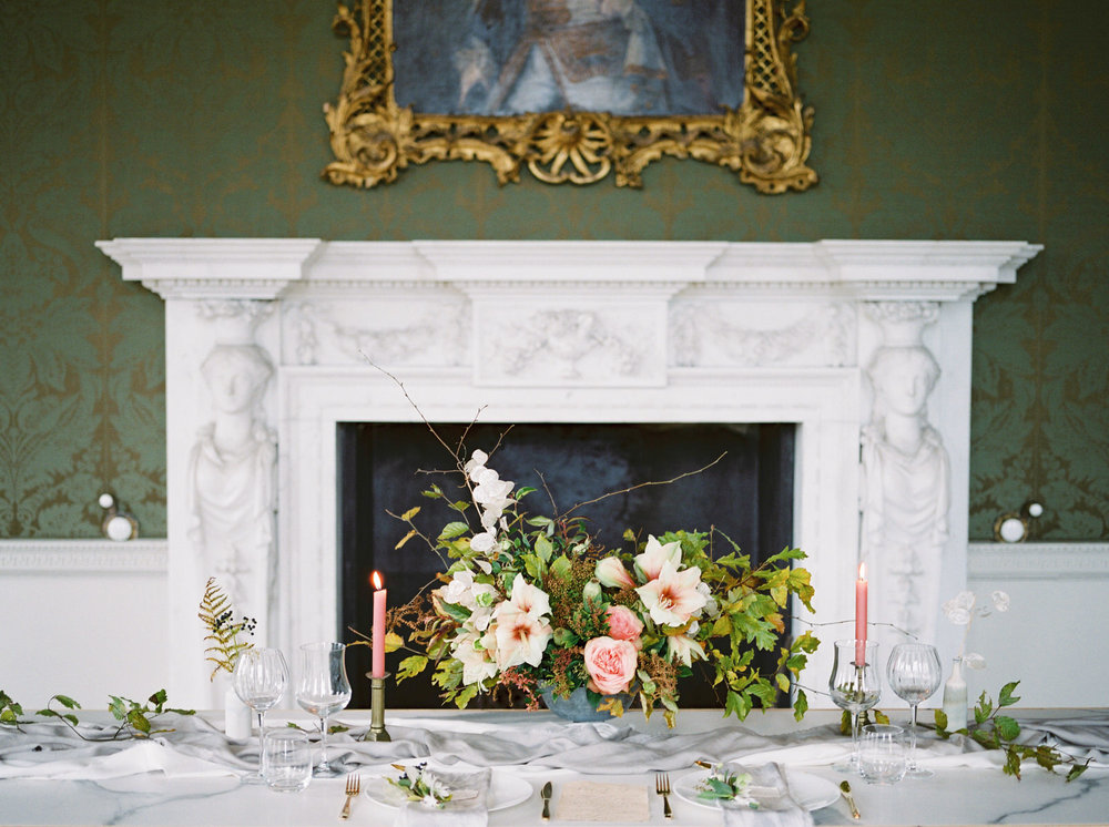 autumnal wedding at st giles house