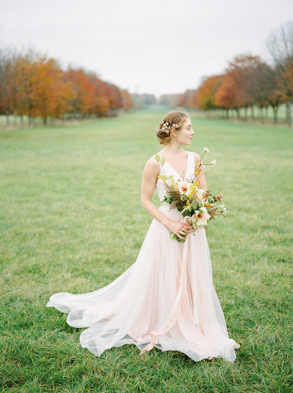 ST GILES HOUSE - BRIDAL EDITORIAL