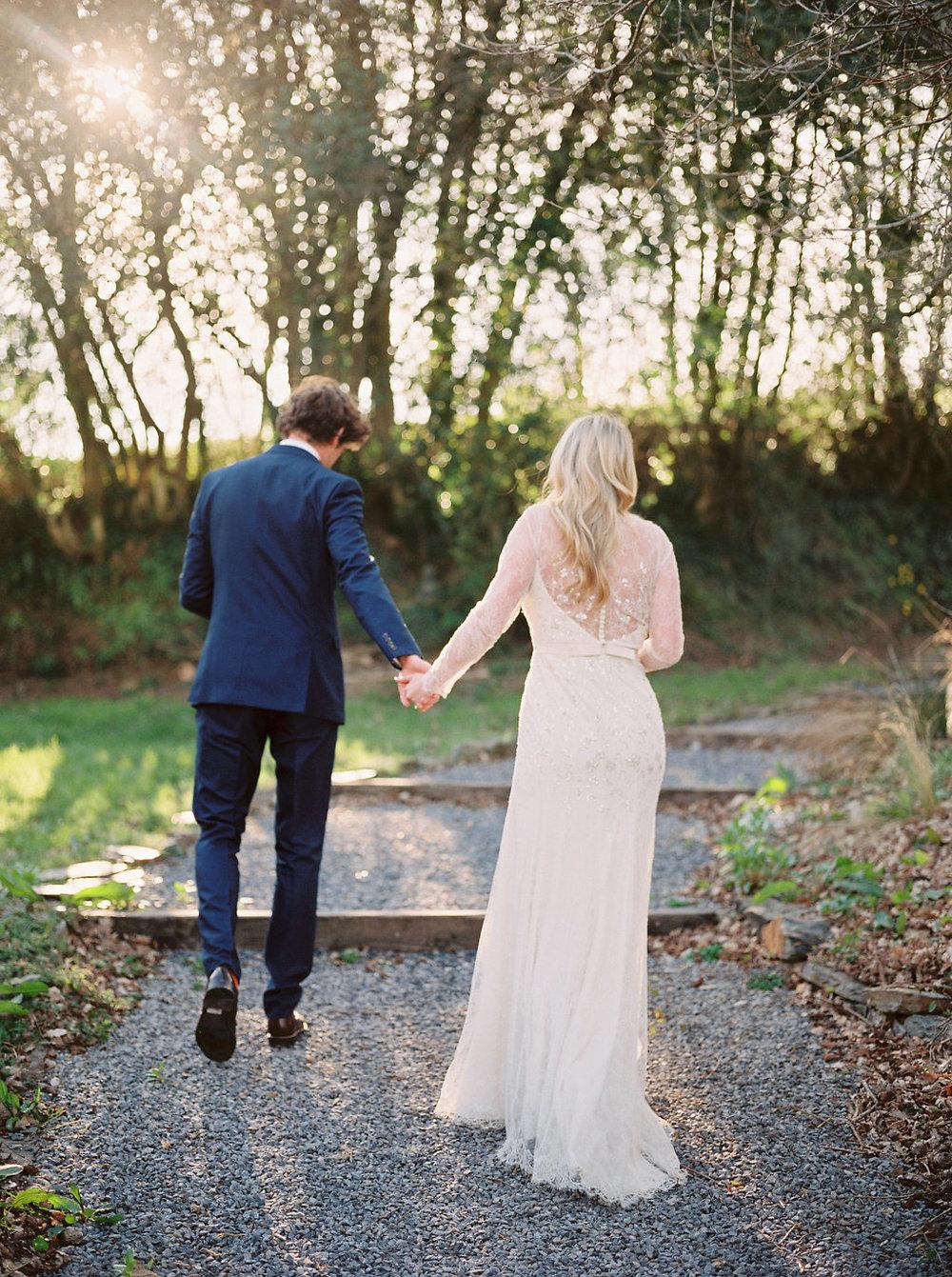ANGIE & PETE - DARTMOOR WEDDING